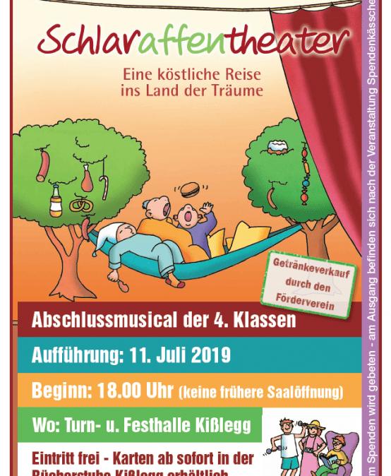 Schlaraffentheater – Musical an der Grundschule